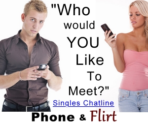 Singles Chatline